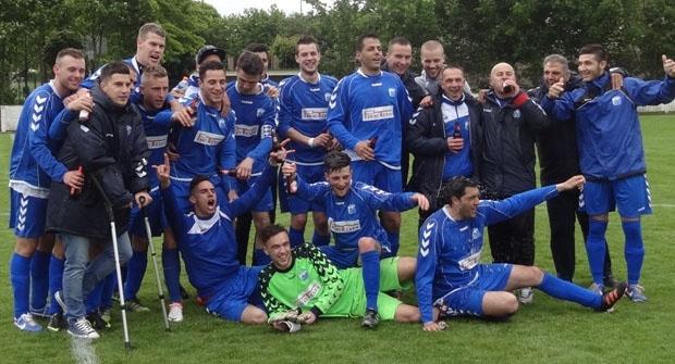 Kampioen 2012-2013